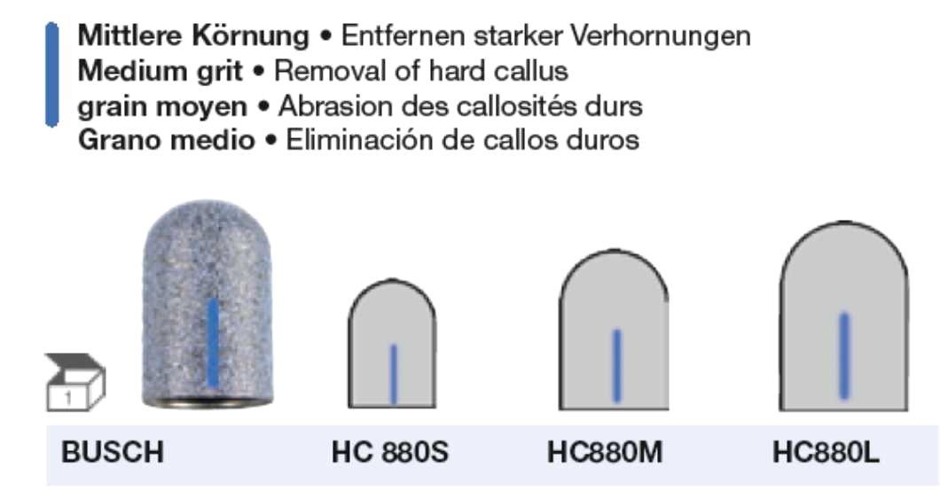 Hybrid Caps Medium