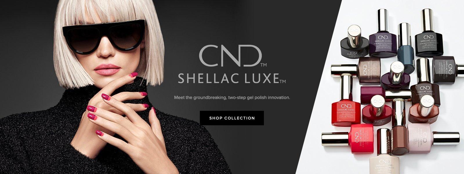 alle kleuren CND Shellac Luxe bij IMGRO Beauty