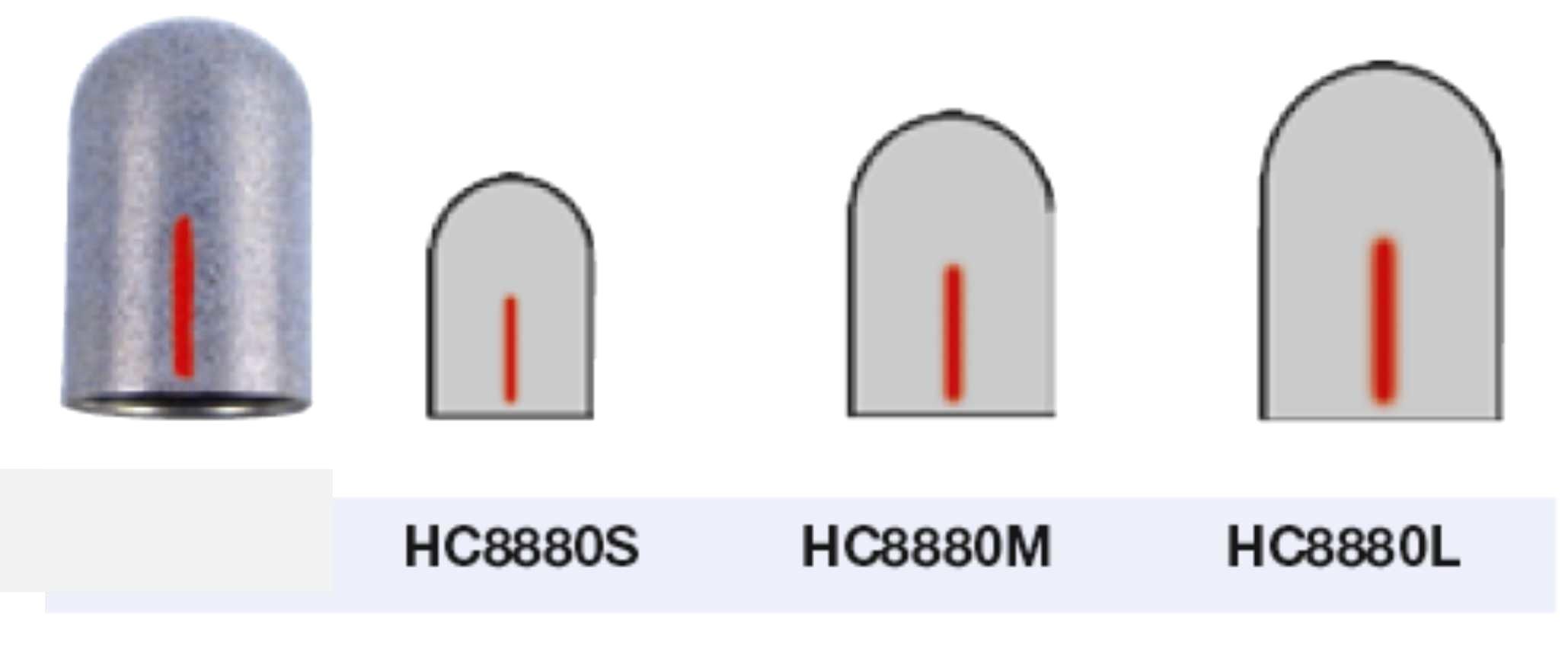 HybridCaps 8880-Serie