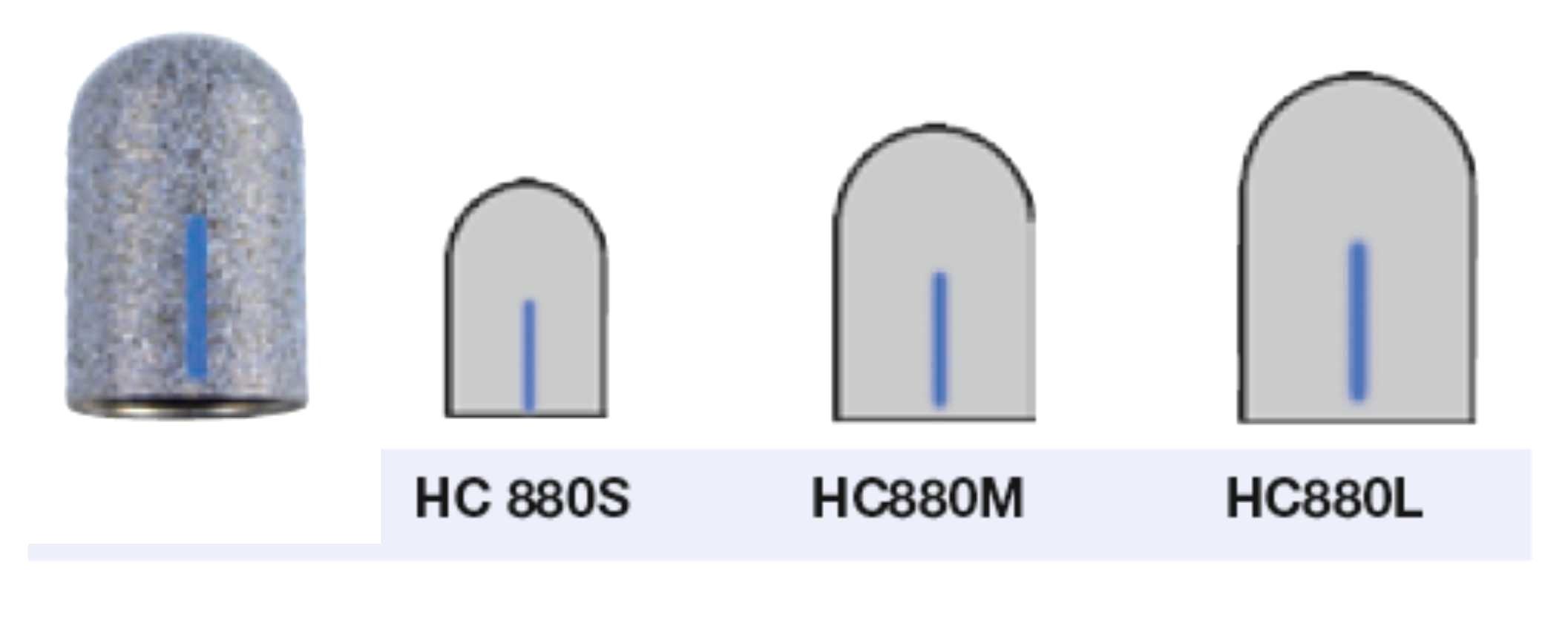 HybridCaps 880-Serie