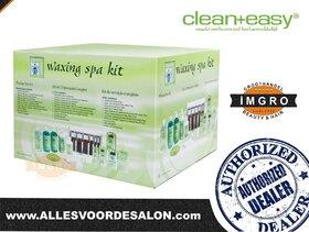 Clean+Easy Spa Waxing Kit (M)