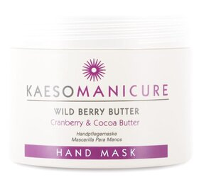 Kaeso Manicure Hand Mask - Wild Berry & Cocoa Butter 450ml