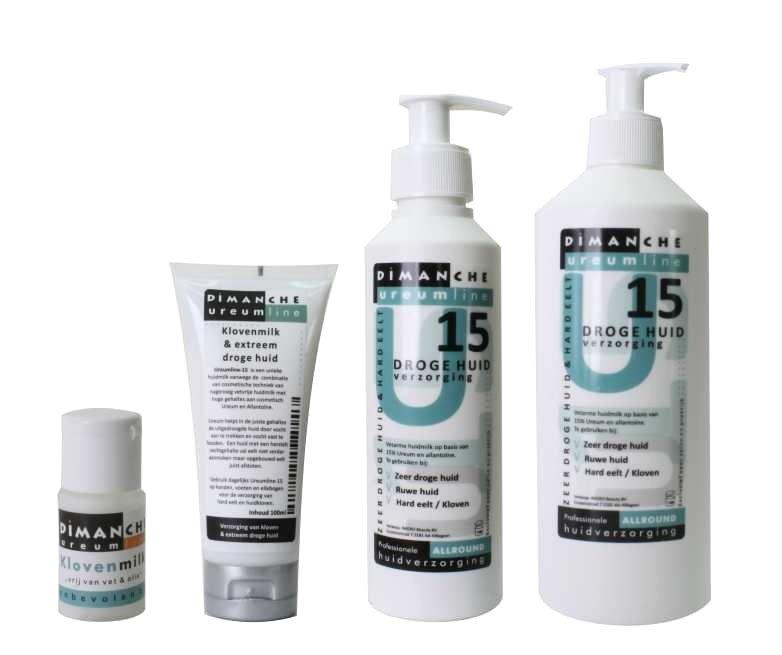 Klovenmilk producten van Ureumline