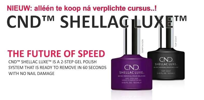 Shellac Luxe ™ bij IMGRO Beauty met aantrekkelijke pakketprijzen