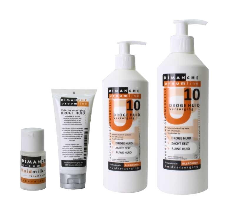 Ureum-10 producten